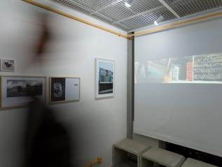Silvino Mendonça – exposição EspaçosAnônimos